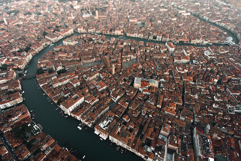 top behance photography projects   venice from above