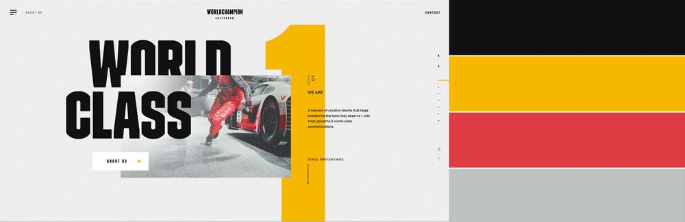 website color palettes 2018 1