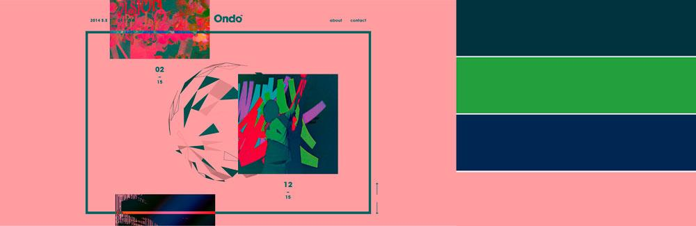 website color palettes 2018 20
