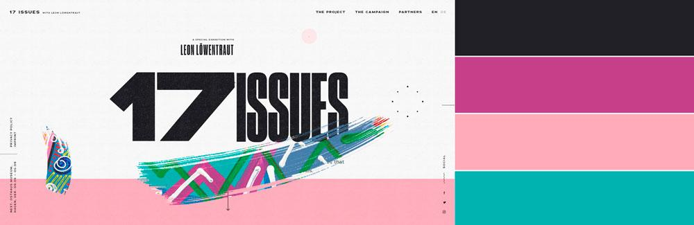 website color palettes 2018 5