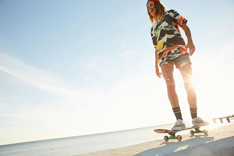 Evgeny Lobanov photography - the skateboarder