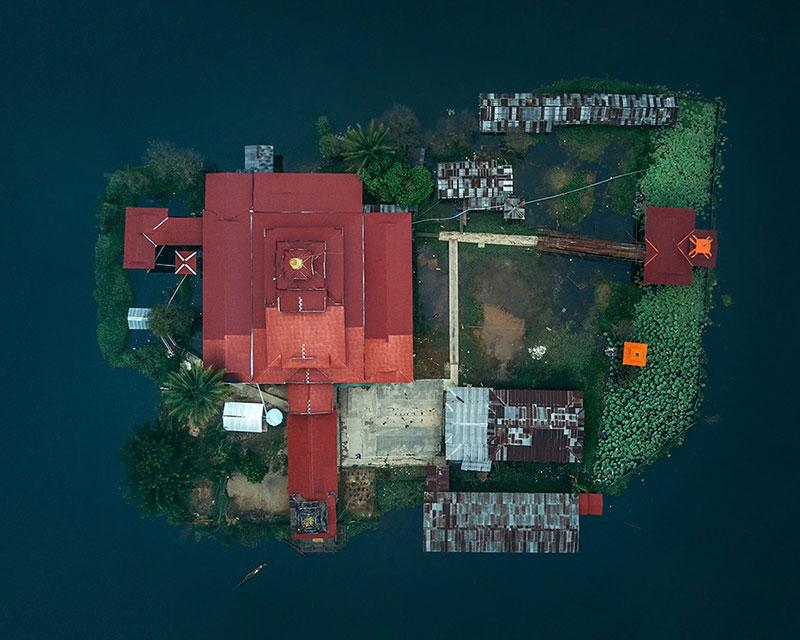 Dimitar Karanikolov photography inle lake from above 3