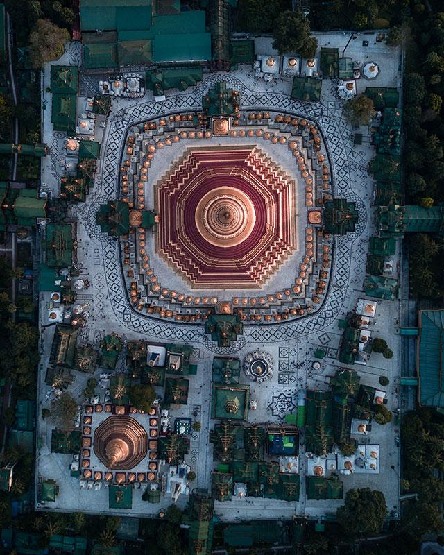 Dimitar Karanikolov photography myanmar from above 2