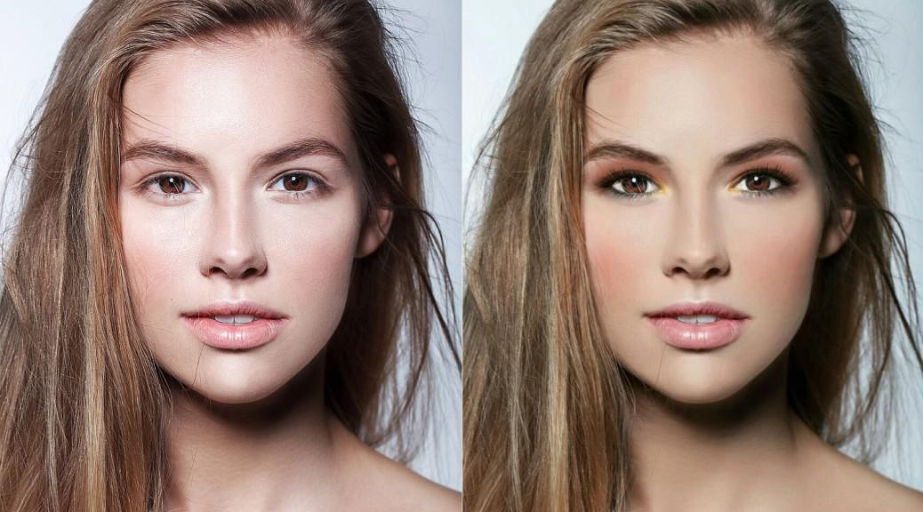 photography editing mistakes   too much skin smoothing