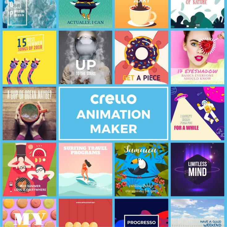 Crello Animation Maker is Here And You Need to Get on Board!
