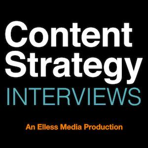 marketing podcasts - Content Strategy Interviews