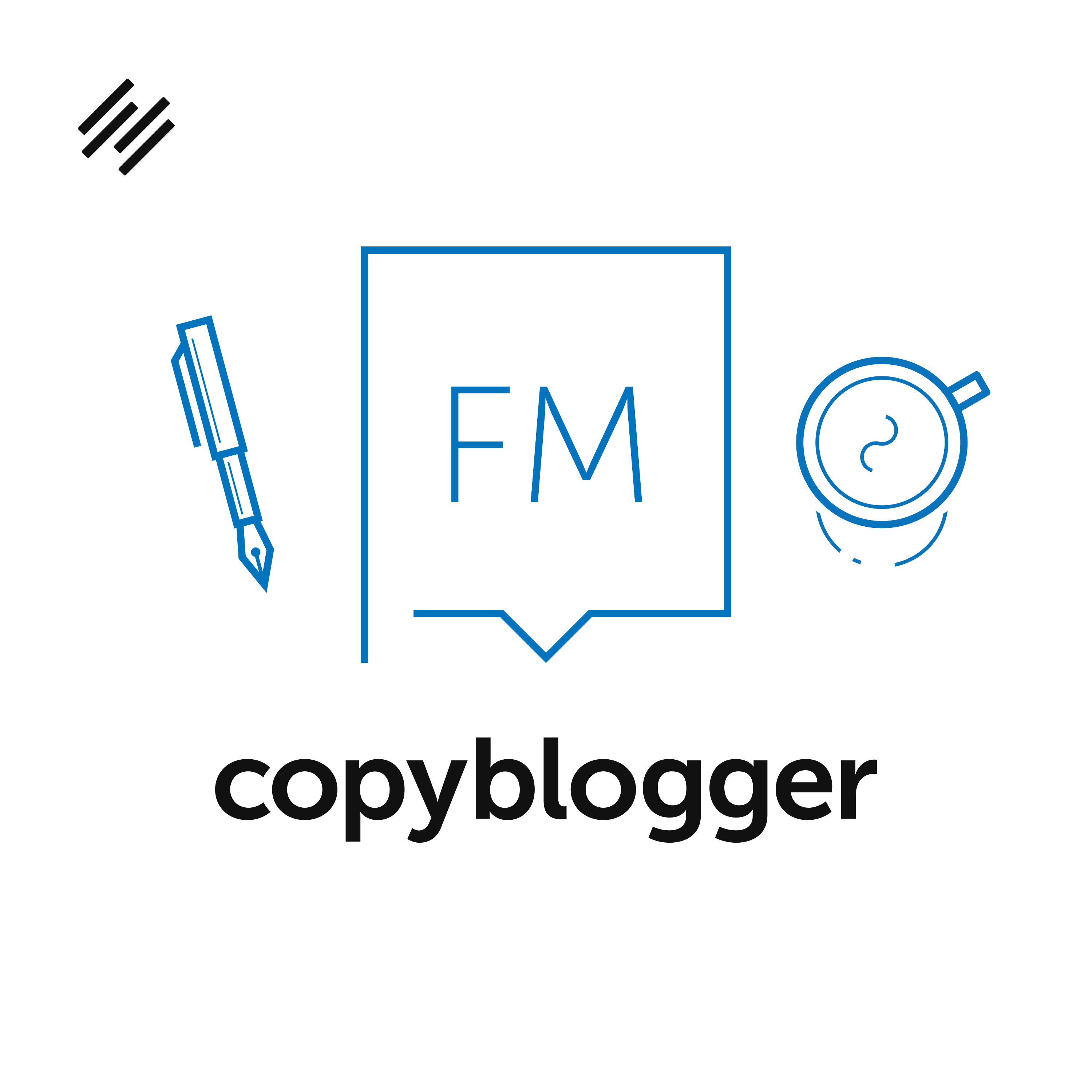 marketing podcasts   Copyblogger FM