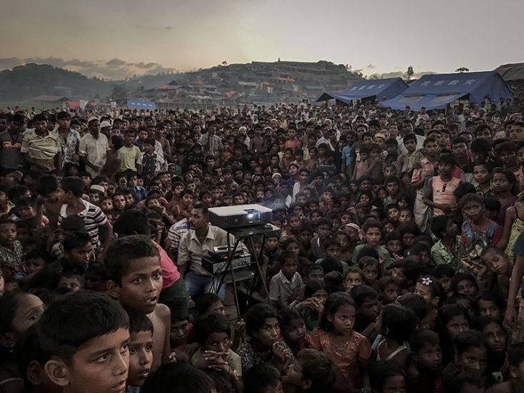 Iphone Photography Awards Winner, Jashim Salam: Spotlight on Rohingya Refugees