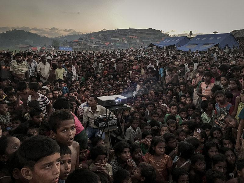 Jashim Salam winner of 2018 iphone photography awardes   rohingya 1