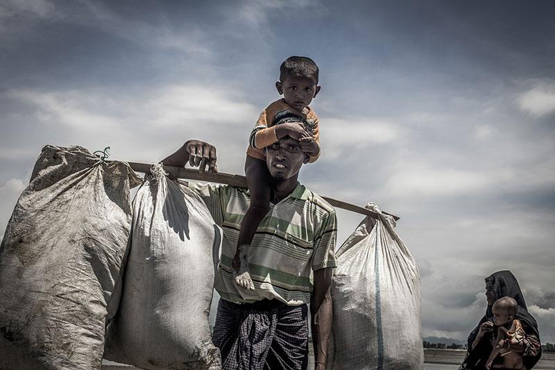 Jashim Salam photography   rohingya 5