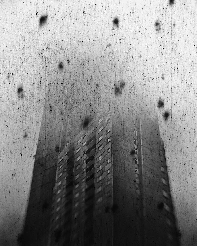 Jedrzej Franek phtoography  Black Rain