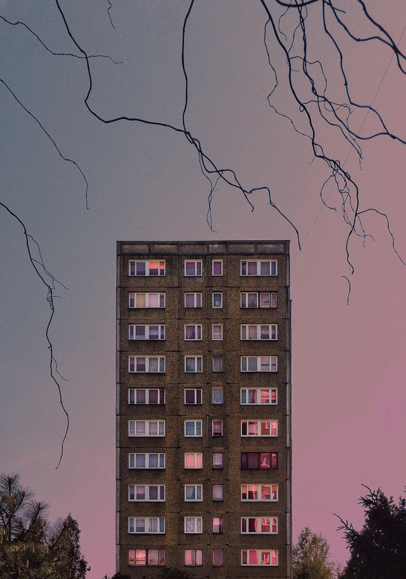 Jedrzej Franek phtoography  Sunset Storm