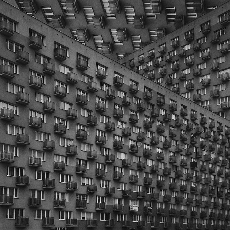 Jedrzej Franek phtoography  eastern european architecture