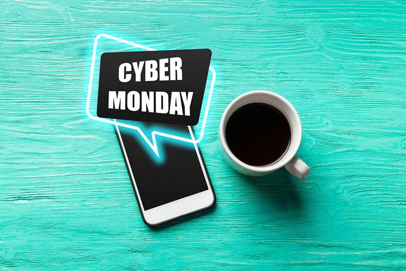 cyber monday black friday images for promotion and marketing 2018