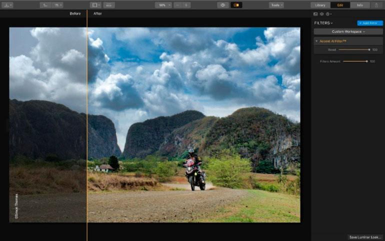 Luminar 3 photo editing software 1