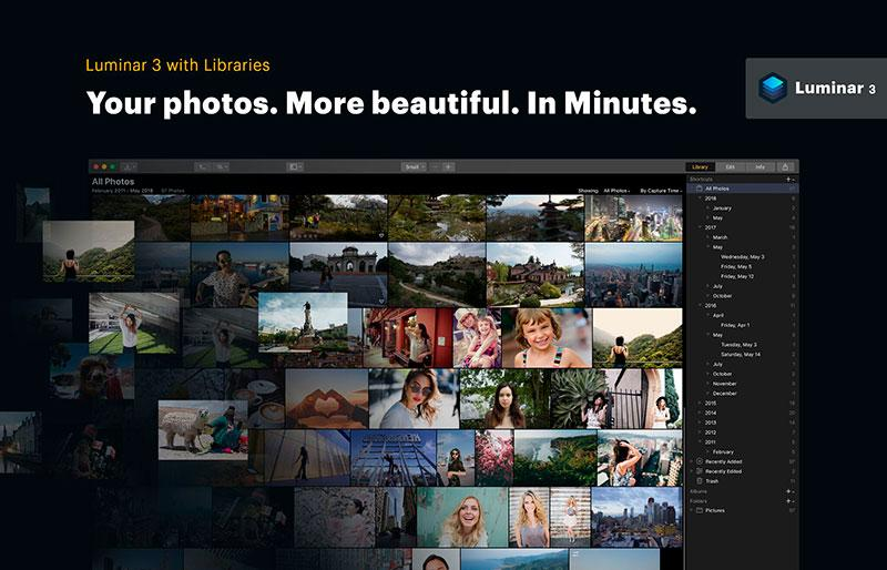 Luminar 3 photo editing software 14