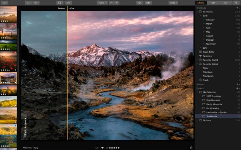 Luminar 3 photo editing software 4