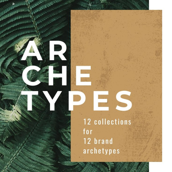 Photo Collection: Images for 12 Brand Archetypes