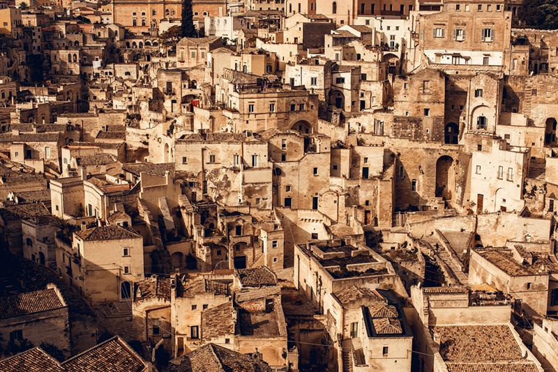 30 Destinations for Art, Design, and Photography Inspiration in 2019   Matera, Italy