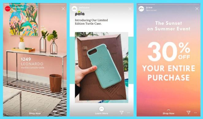 instagram trends 2019 advertising in stories