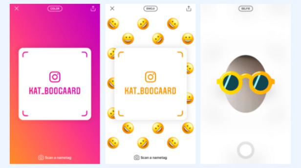 instagram trends 2019 personalized nametags