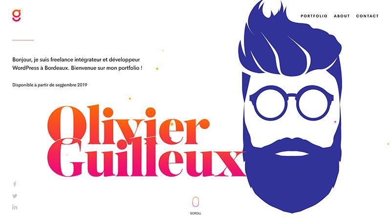 Olivier Guilleux portfolio