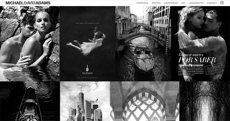 Michael David Adams portfolio