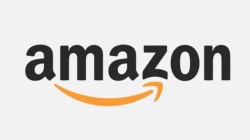 Amazon logo with arrow/ smile