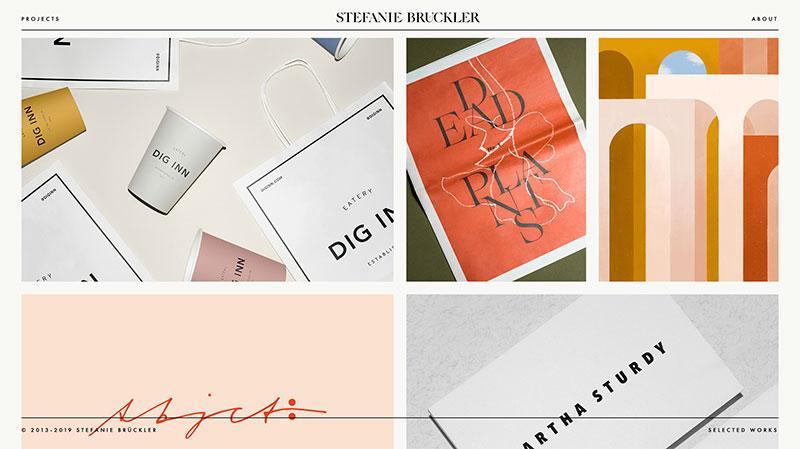 Stefanie Brückler portfolio