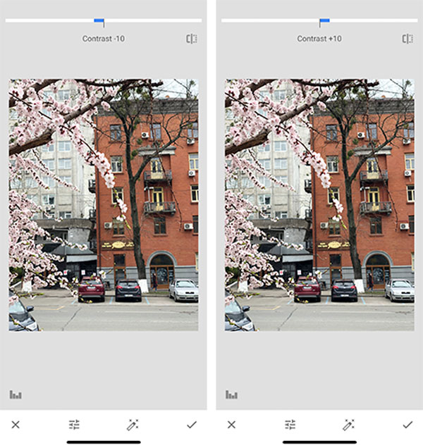 How to use Snapseed to enhance an image