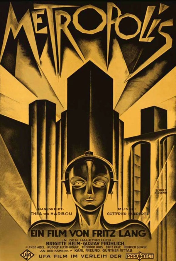 Design Lessons from 5 Great Movie Posters