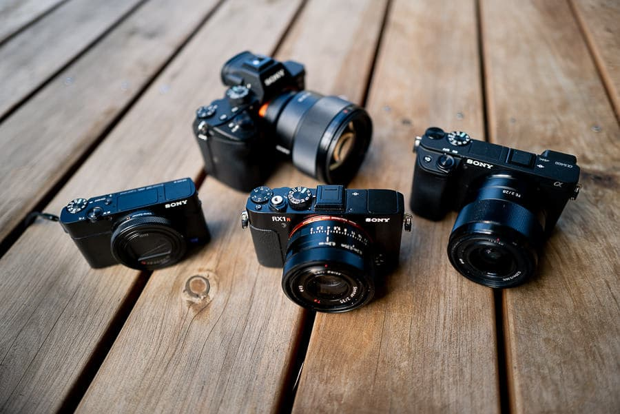 Let's talk about mirrorless cameras