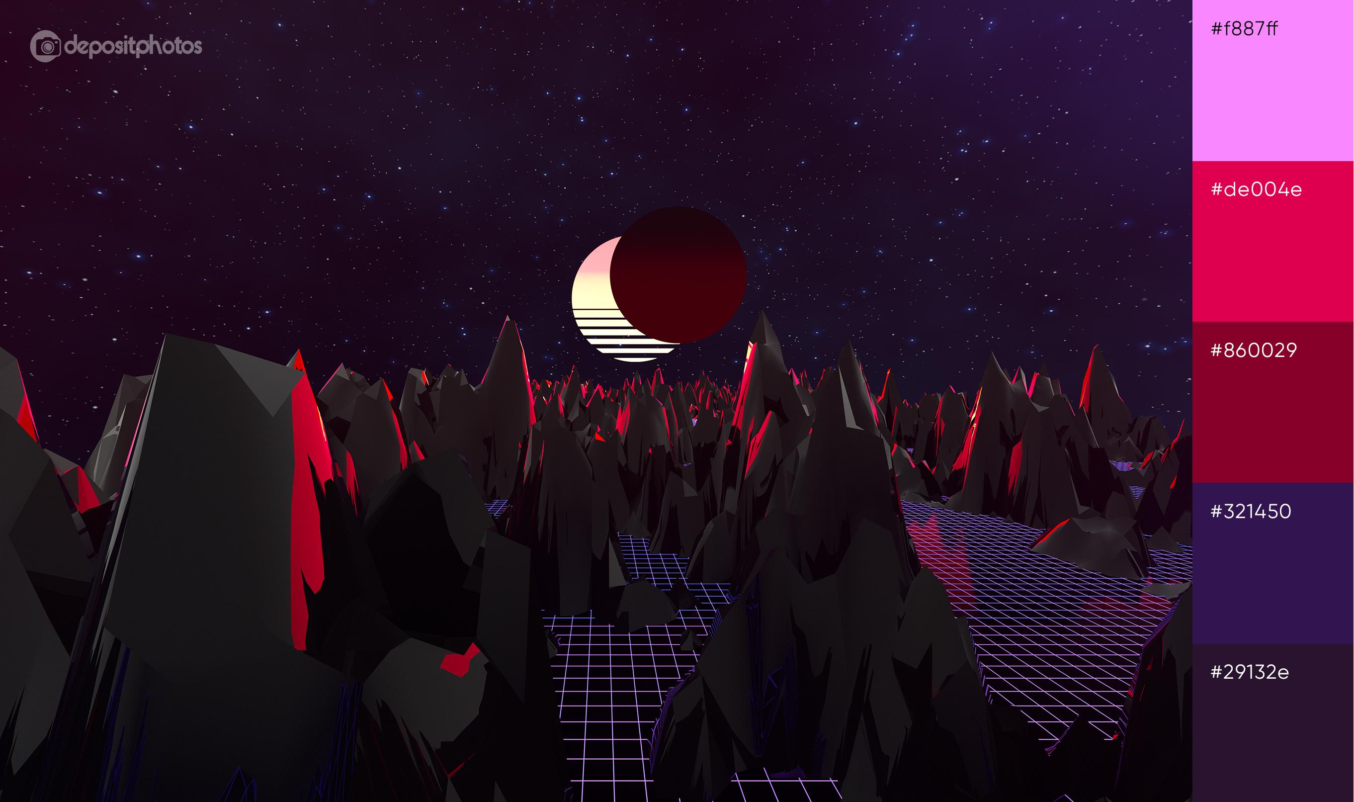 dystopian landscape