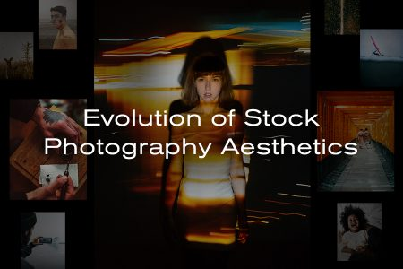 Explore the Evolution of Stock Photography Aesthetics With Our New Project