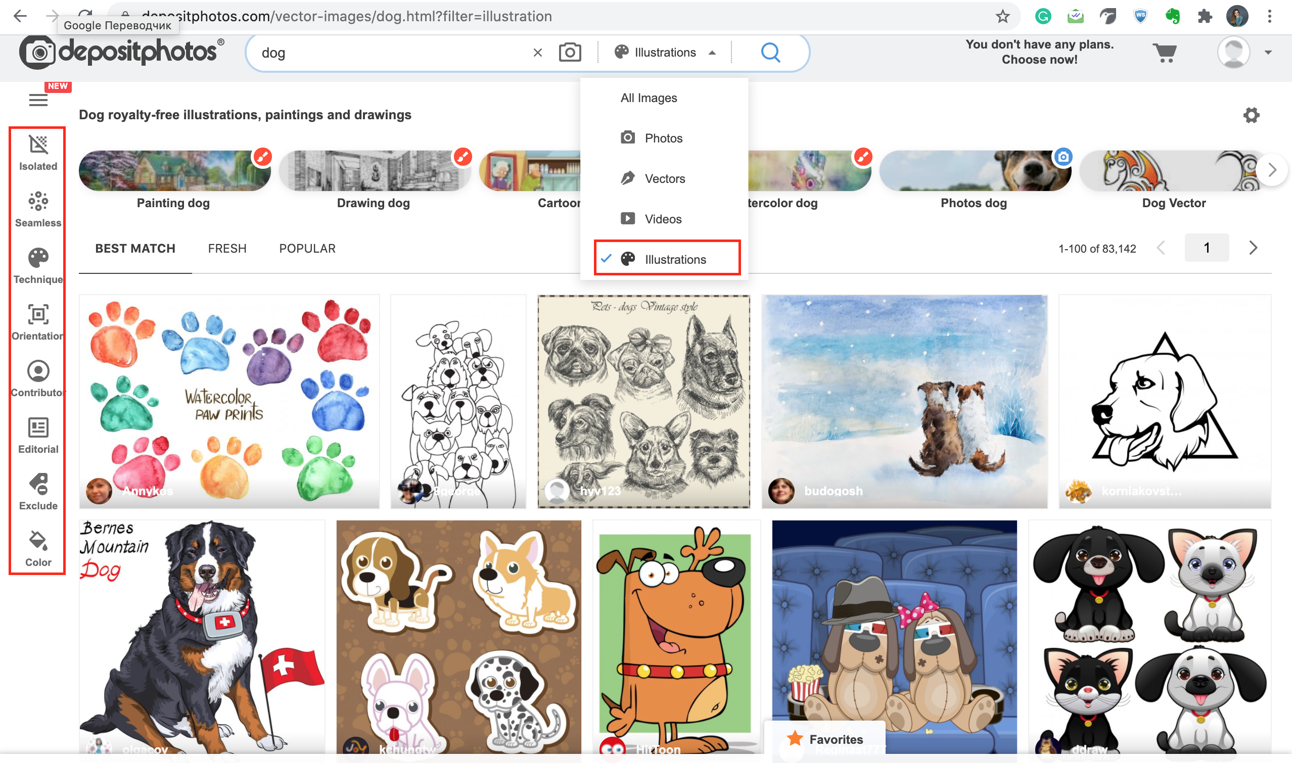 Your Complete Guide to Depositphotos Search In 2020
