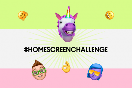 Depositphotos #HOMESCREENCHALLENGE: Design custom iOS icon packs to win an iPhone 12