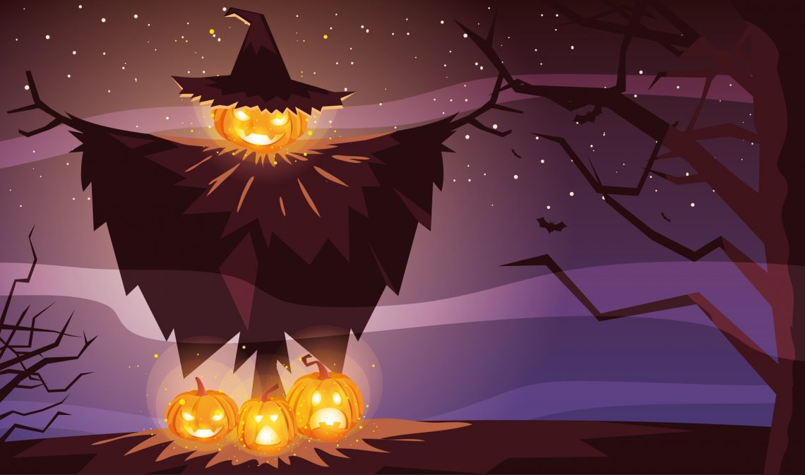 Halloween stock vectors and illustrations