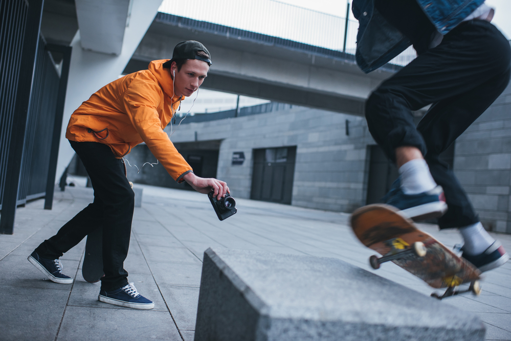 stock photography skater