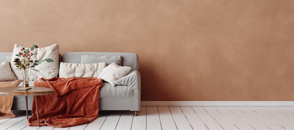 stock photo interior sofa