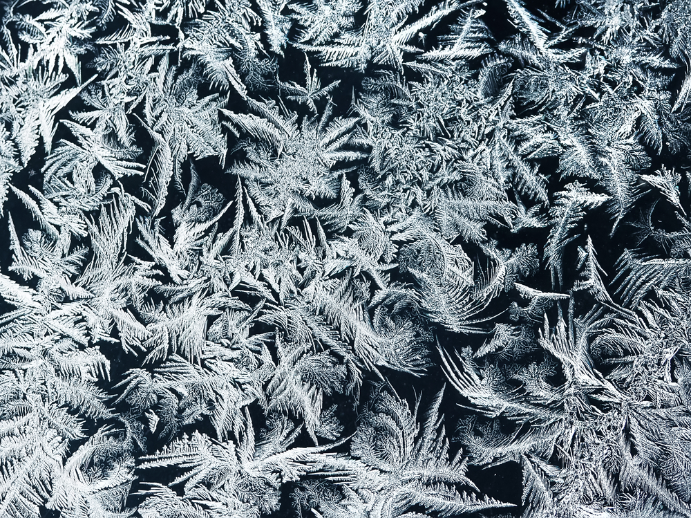 stock photo winter pattern