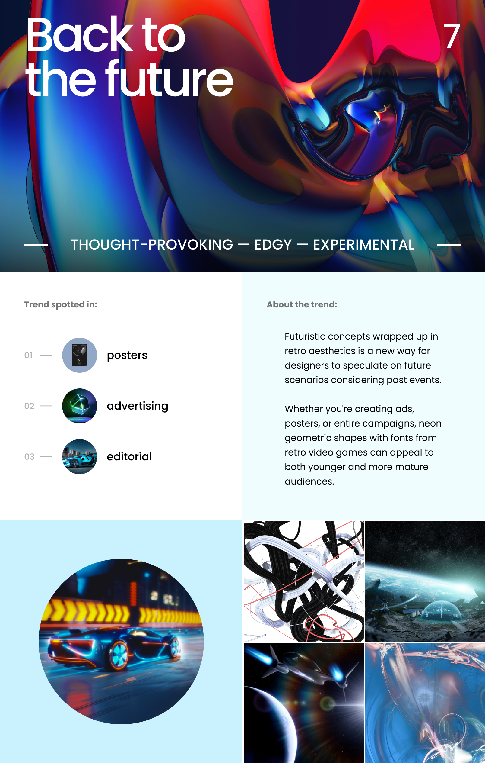 Graphic Design Trends 2021_back to the future