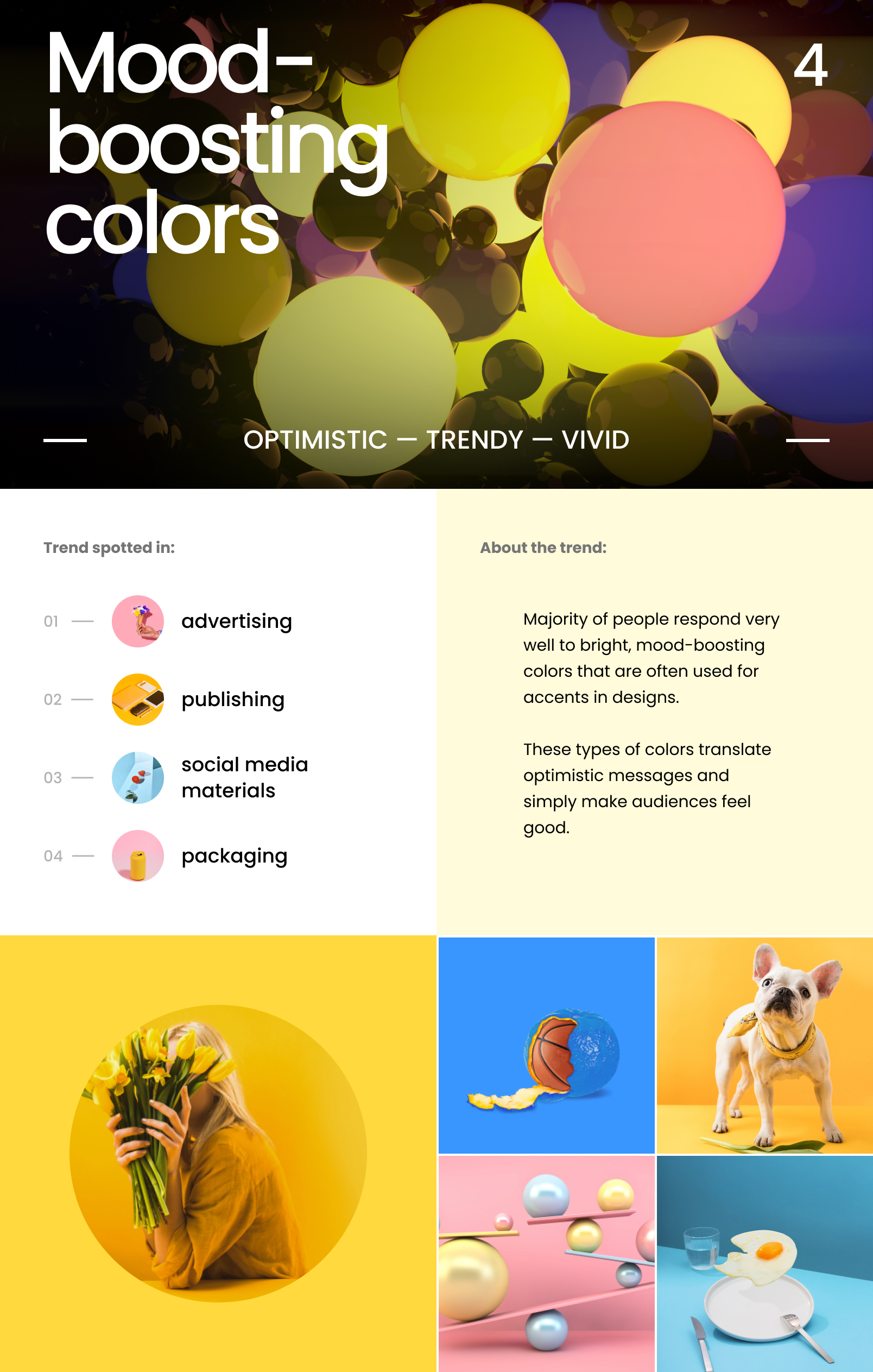 Graphic Design Trends 2021_mood-boosting colors