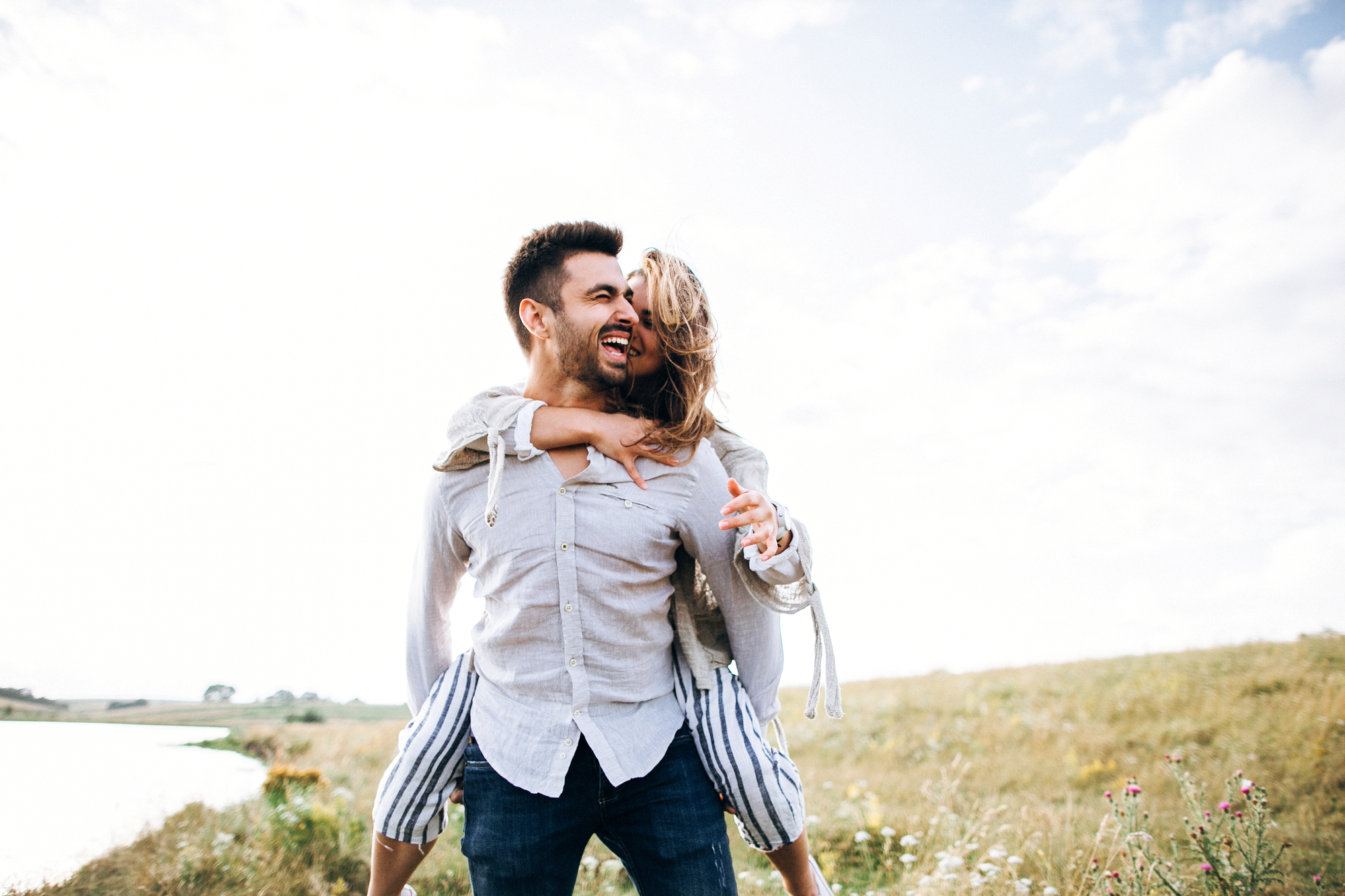 Oleksandr Bondar Couple Photoshoot Valentine's Day