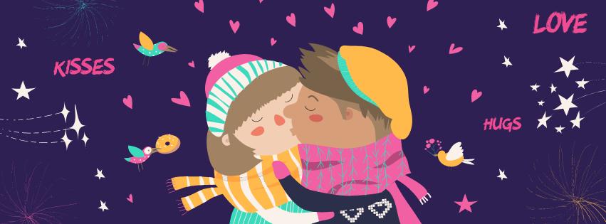 Valentine's Day ready-made templates Crello