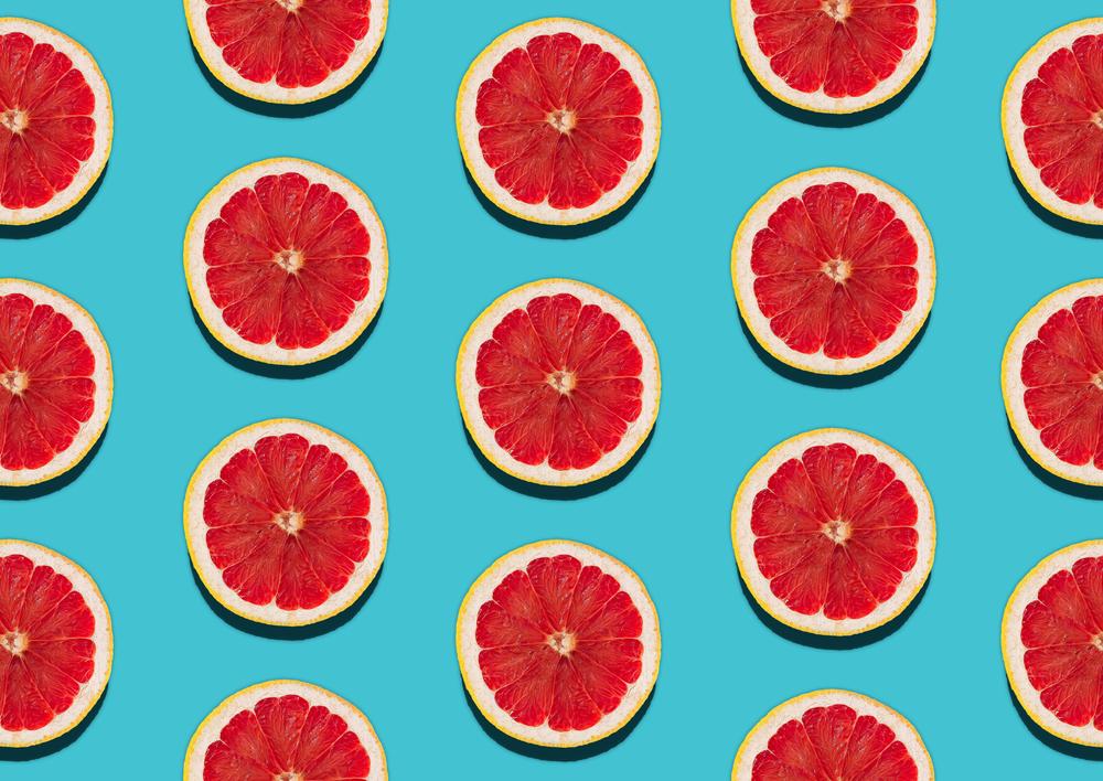 stock photo pattern fruits