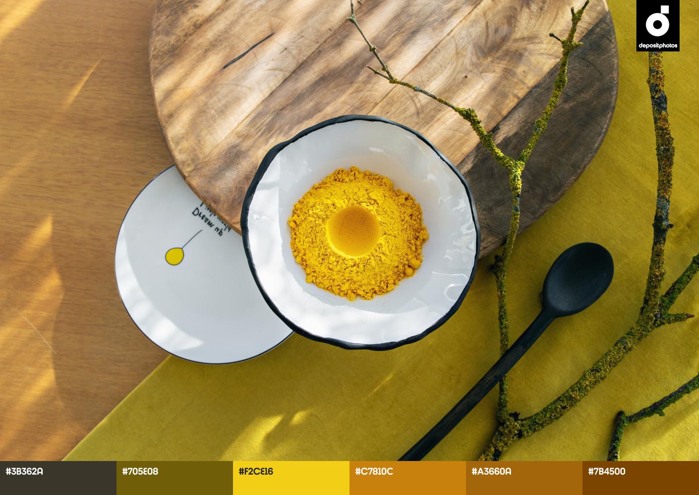 Spring color palettes 2021