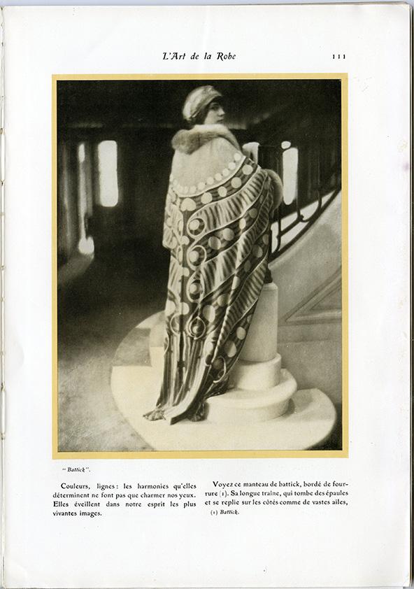 Art et Decoration 191104 Battick