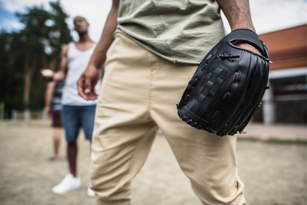 stock photo sport Baseball