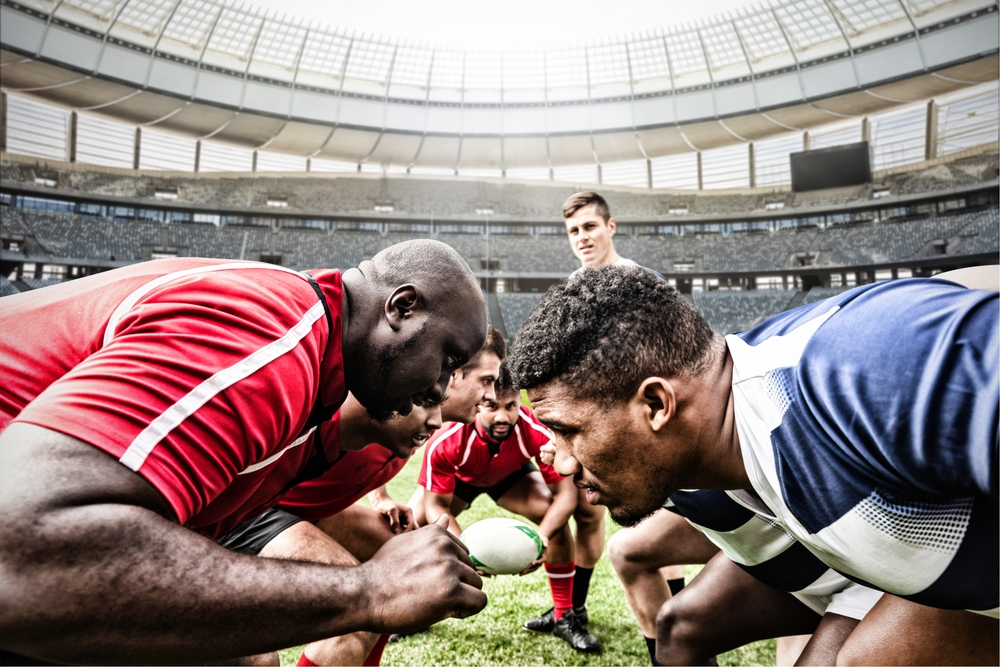 stock photo sport Rugby
