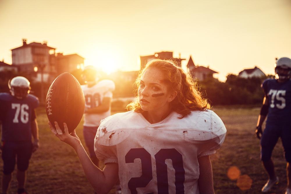 stock photo sport American Football